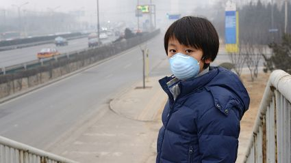 News Picture: Breathing Dirty Air Could Raise a Child's Risk for Adult Mental Illness