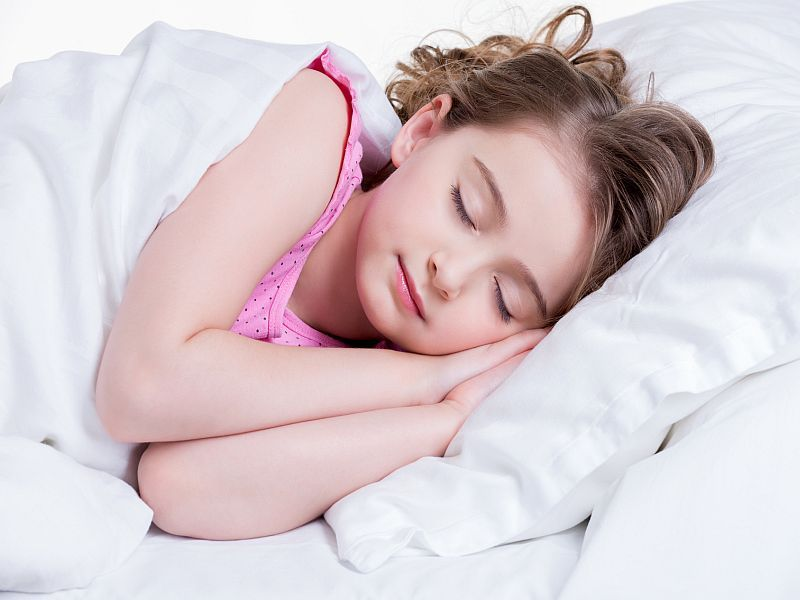 News Picture: Later School Start Times Mean Better-Rested Kids: Study