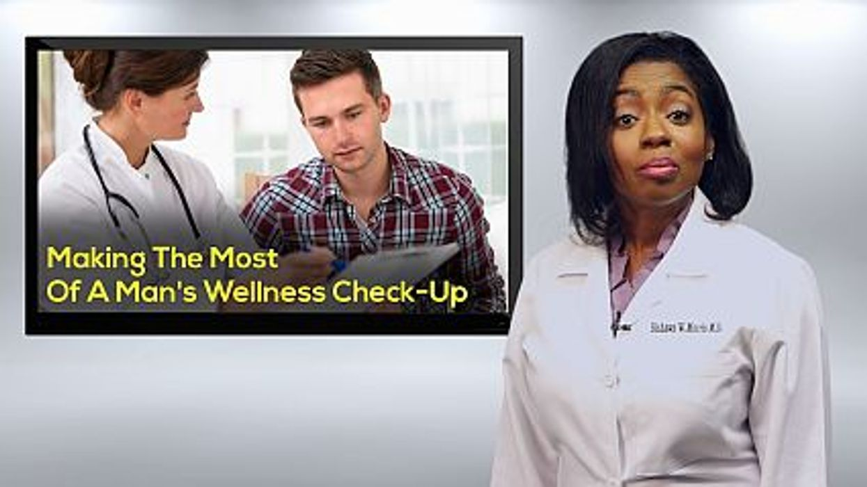 wellness visits for men