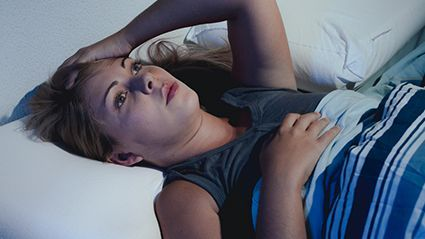 Add Sleep Woes to Long-Term Effects of Concussions thumbnail