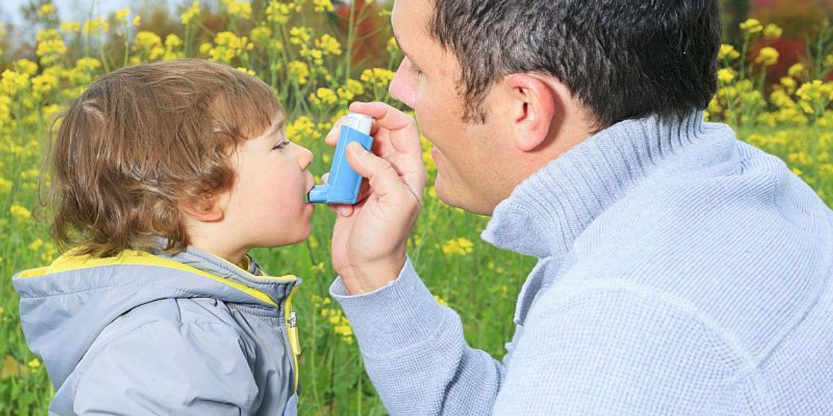 Child Proton Pump Inhibitor Use May Increase Asthma Risk - HealthDay News