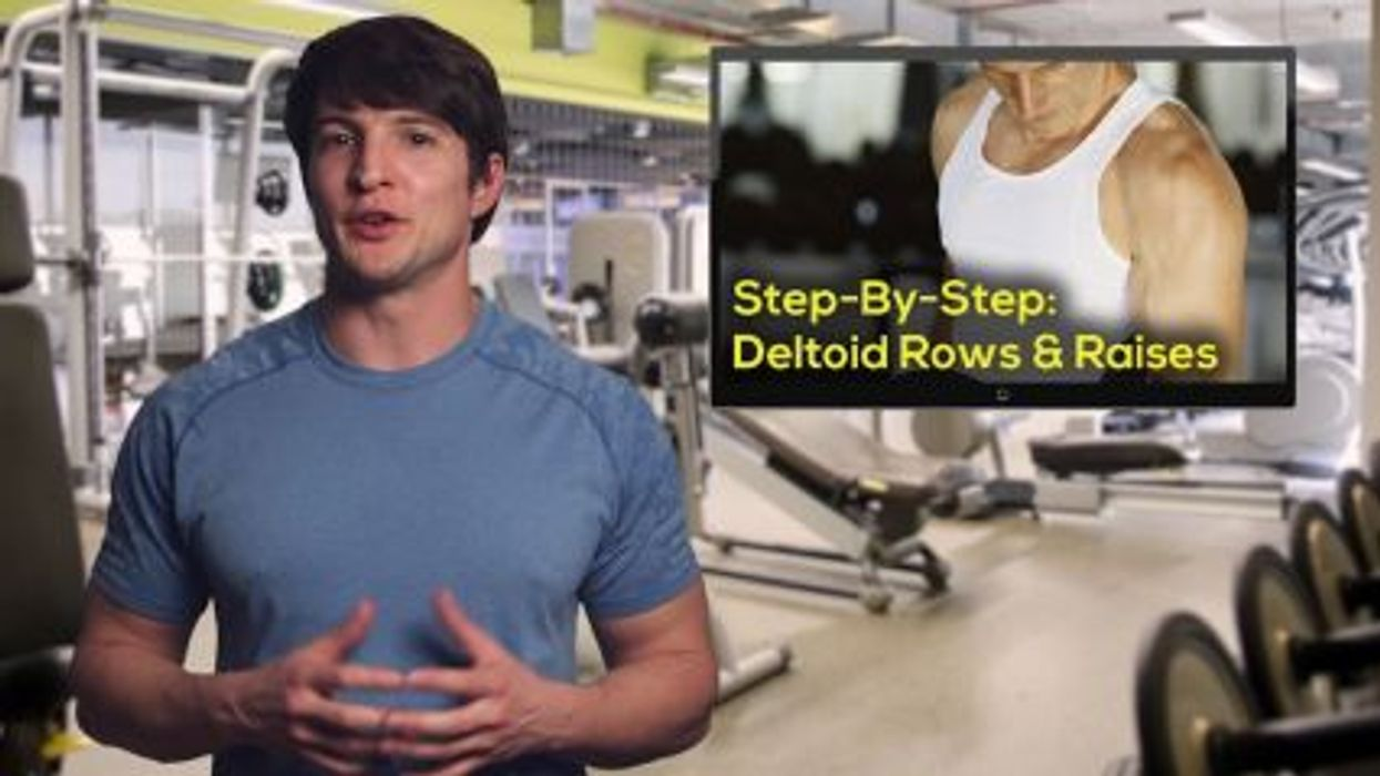 step by step deltoids