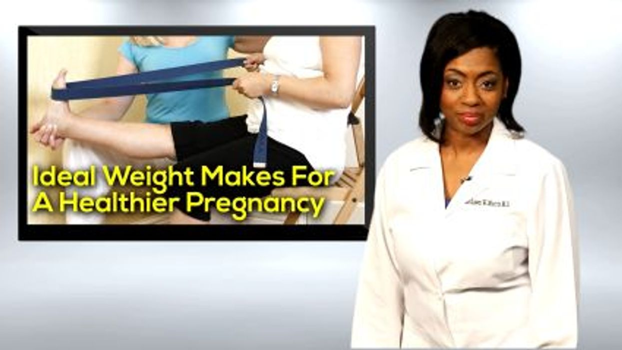 lose excess before pregnancy