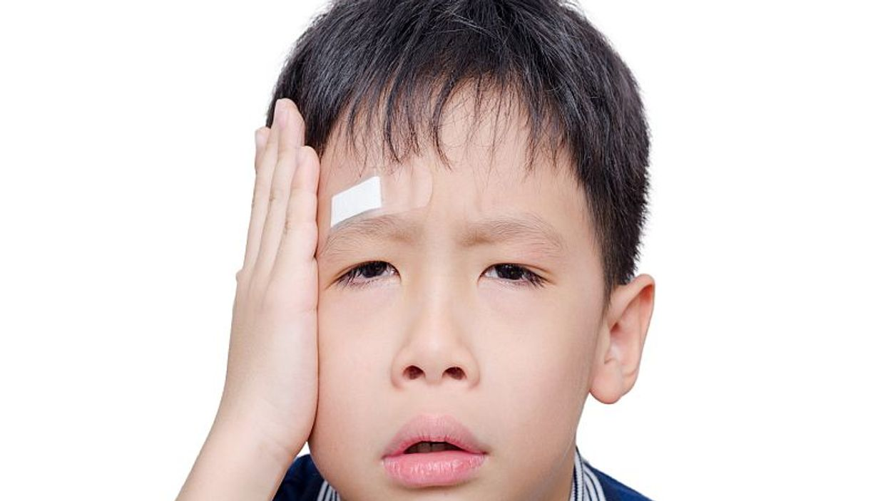child head injury