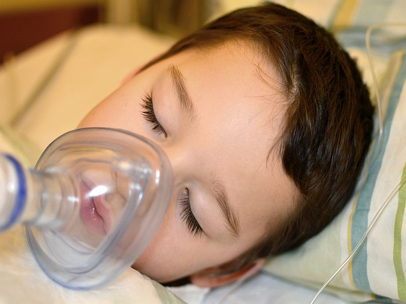 News Picture: Adding in Stem Cell Therapy Helps Beat a Common Childhood Leukemia