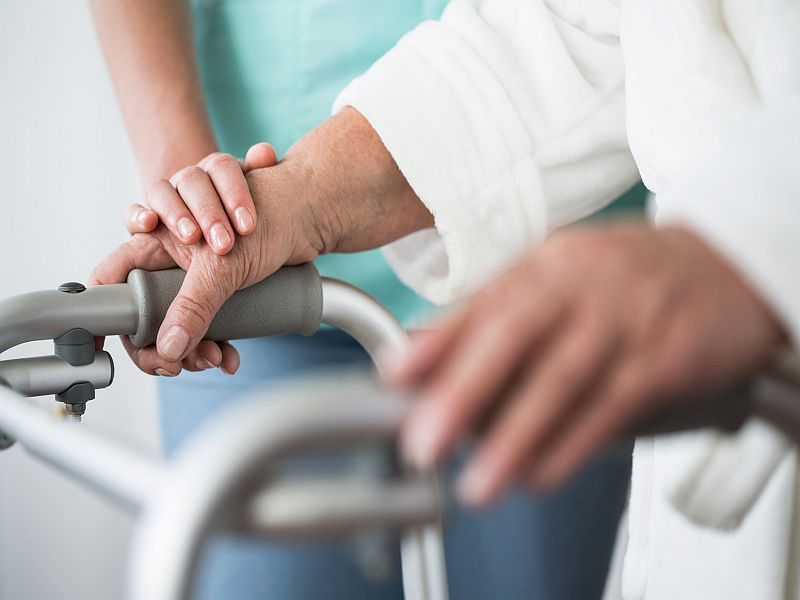 News Picture: Many Hospitalized COVID Patients Will Need Longer-Term Care at Home