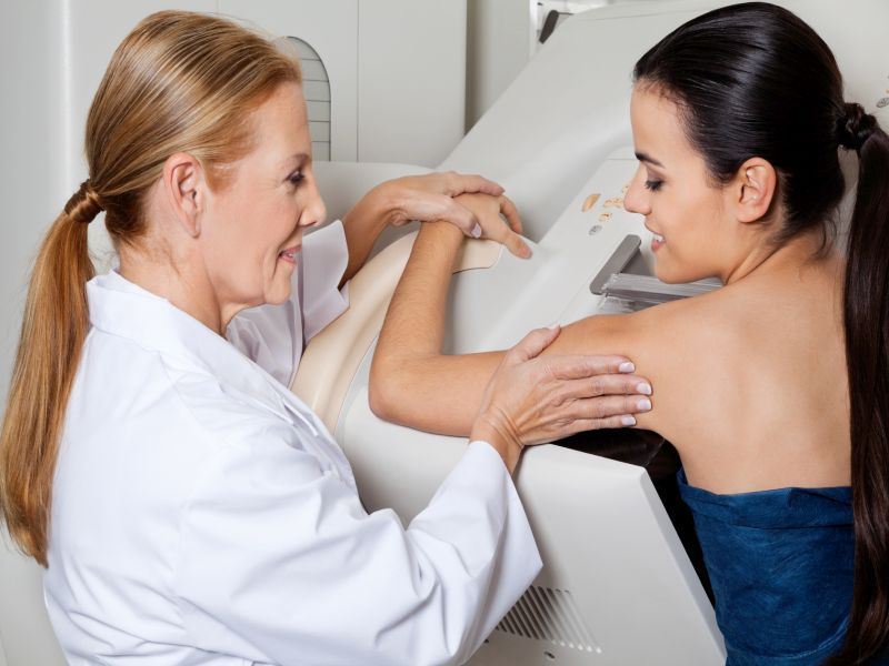 Many U.S. Mammography Centers Aren't Following Expert Guidelines: Report thumbnail
