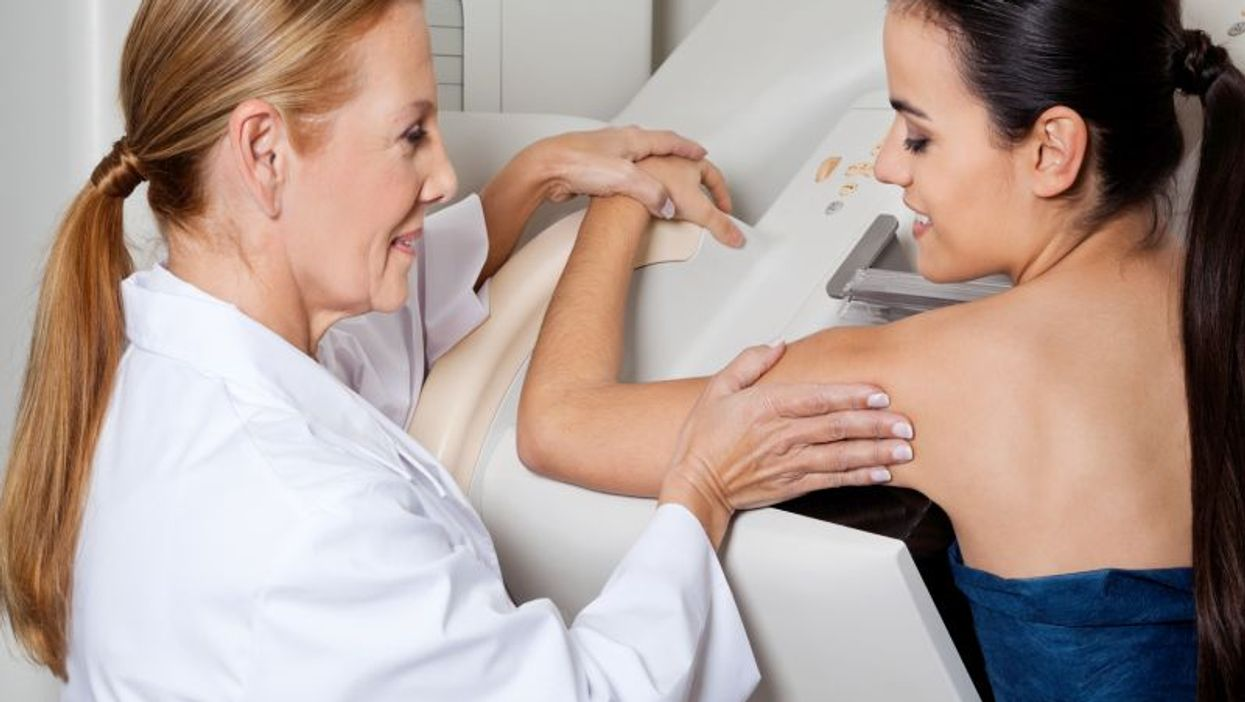 Many U.S. Mammography Centers Aren't Following Expert Guidelines: Report