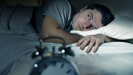 Sleep Disorders Common Among Employees in Hospital System thumbnail