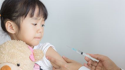 News Picture: Poll Finds Many Parents Hesitant to Get Younger Kids Vaccinated