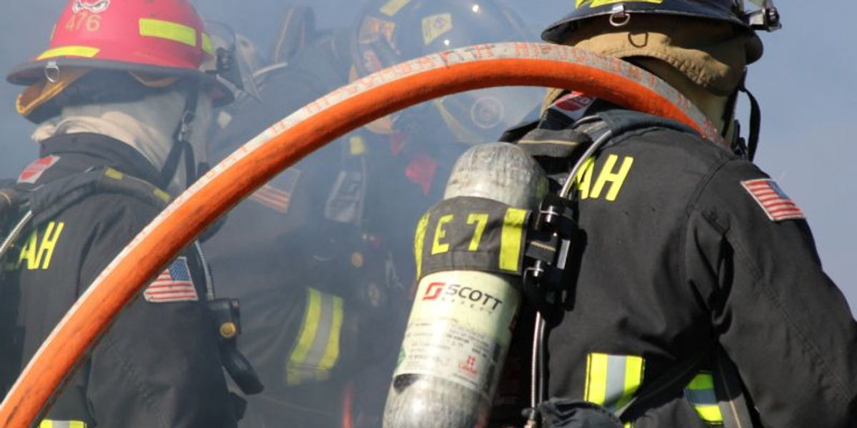 Volunteer Firefighters Have High Levels of Potentially Toxic Chemicals – Consumer Health News