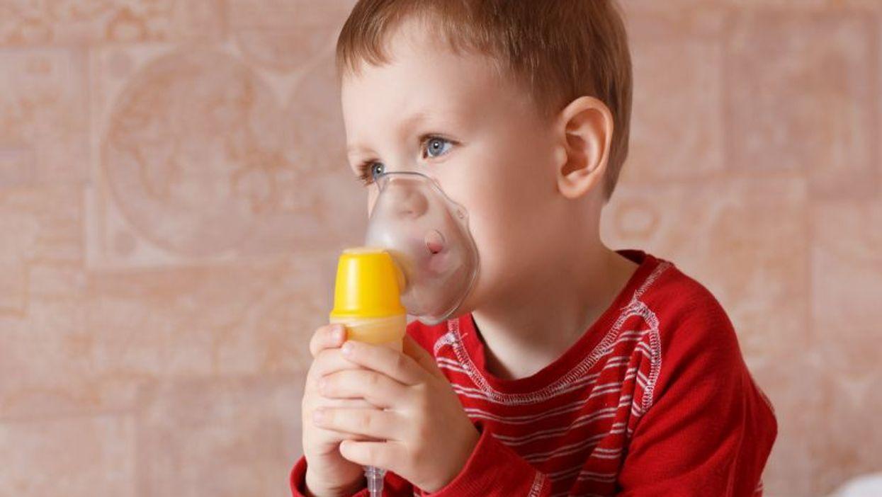 asthma nebulizer