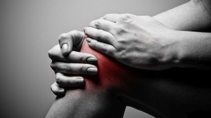 News Picture: A Noninvasive Alternative for ?Painful Arthritic Knees
