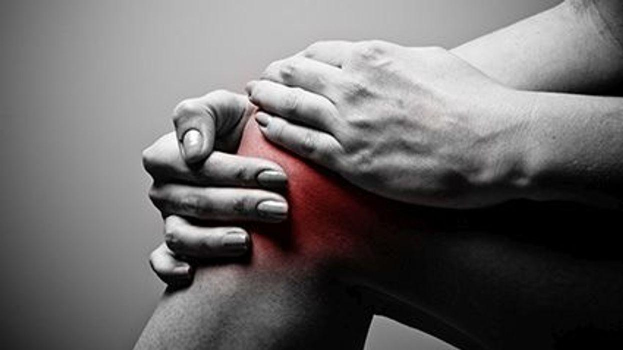 膝の痛みの非侵襲的な新治療