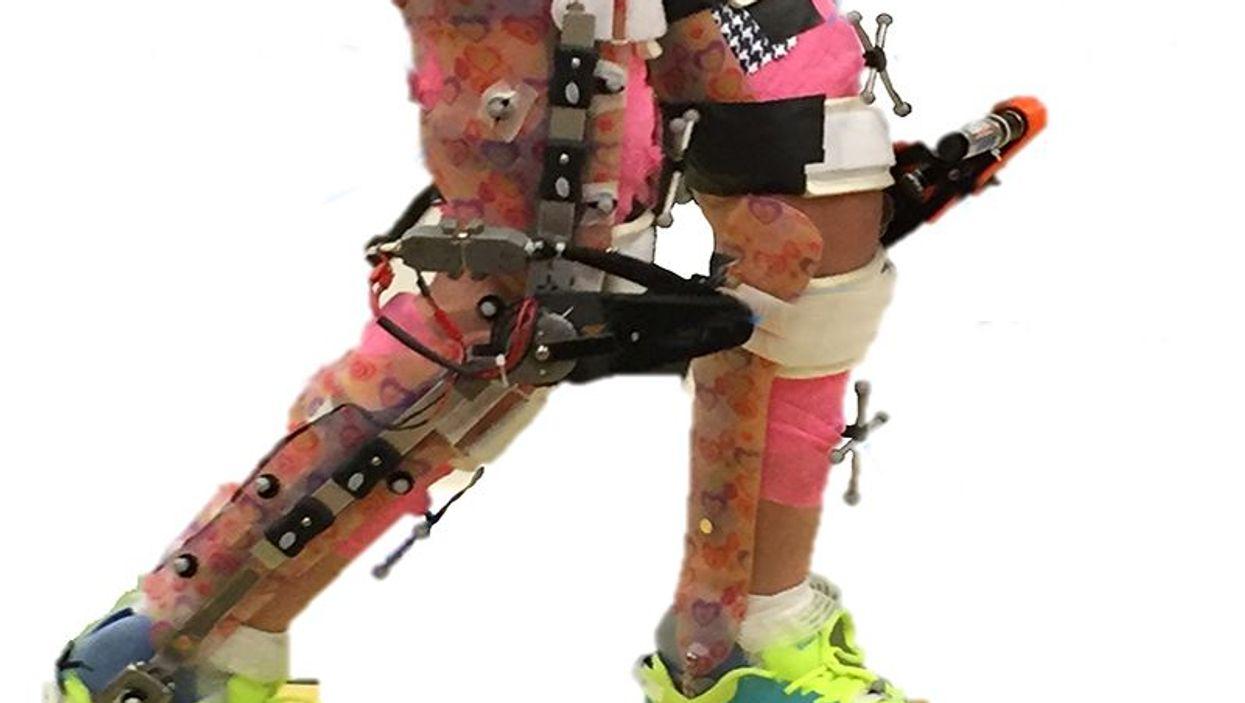 robotic exoskeleton