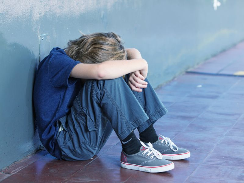 News Picture: Being Bullied Often Leads Teens to Thoughts of Violence