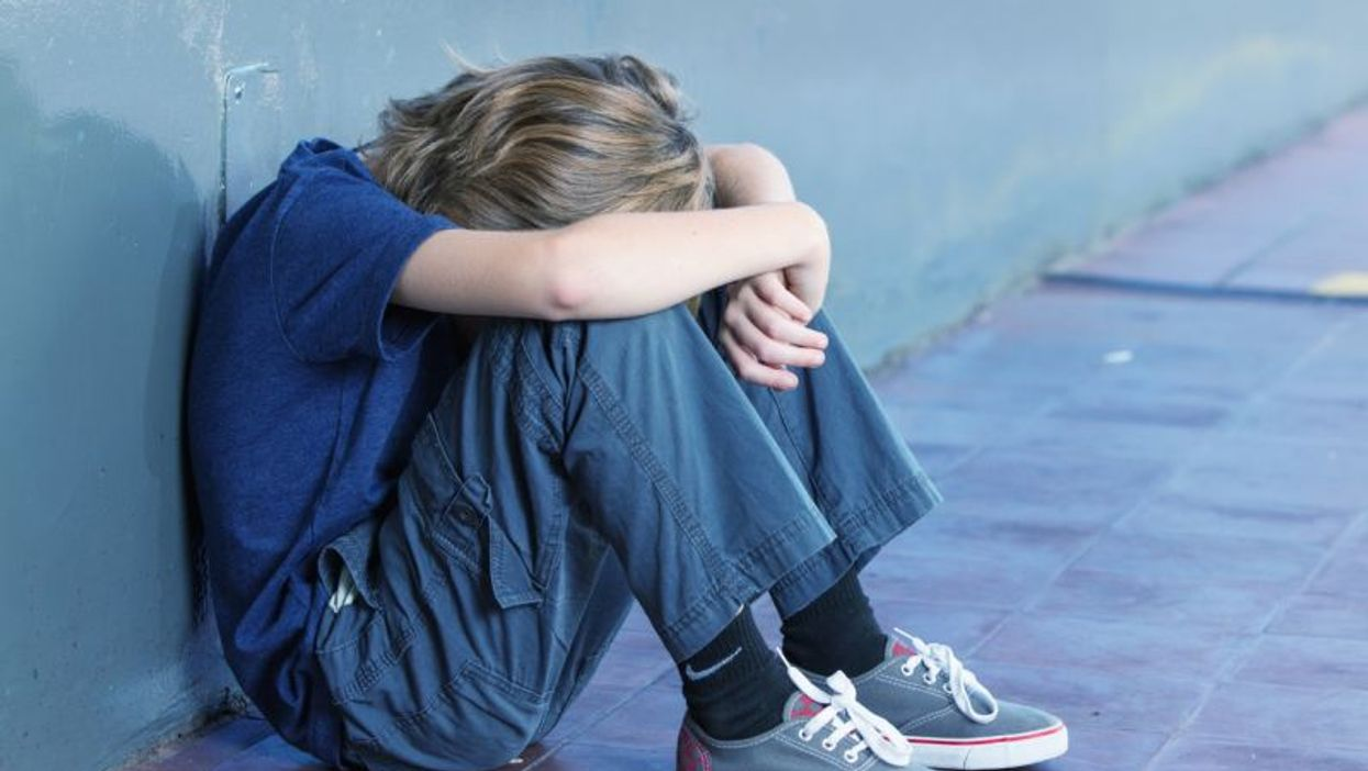 Being Bullied Often Leads Teens to Thoughts of Violence