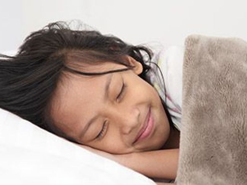 Some Kids Snore, and It Could Affect Behavior