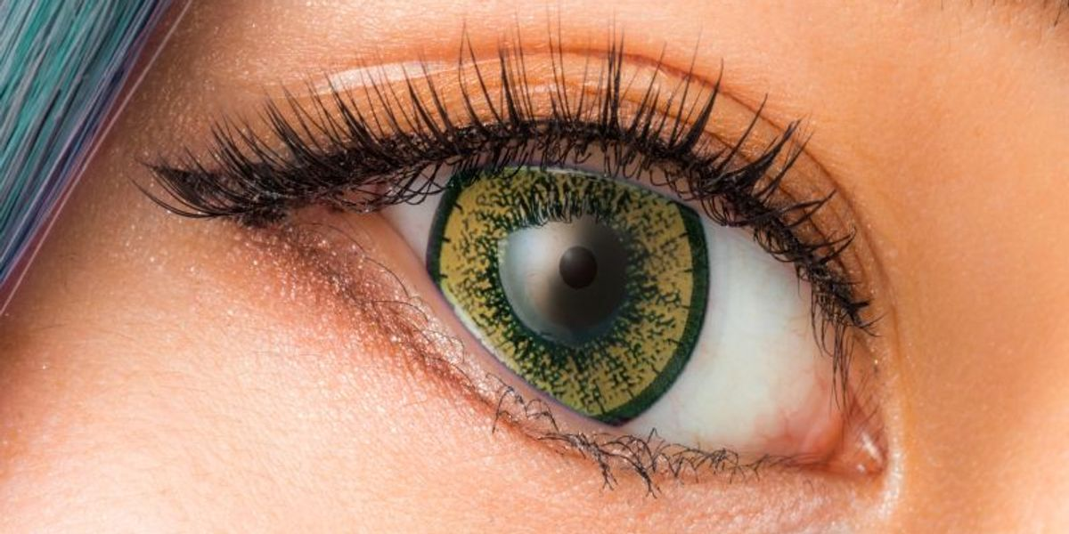 Skip Costume Contact Lenses This Halloween