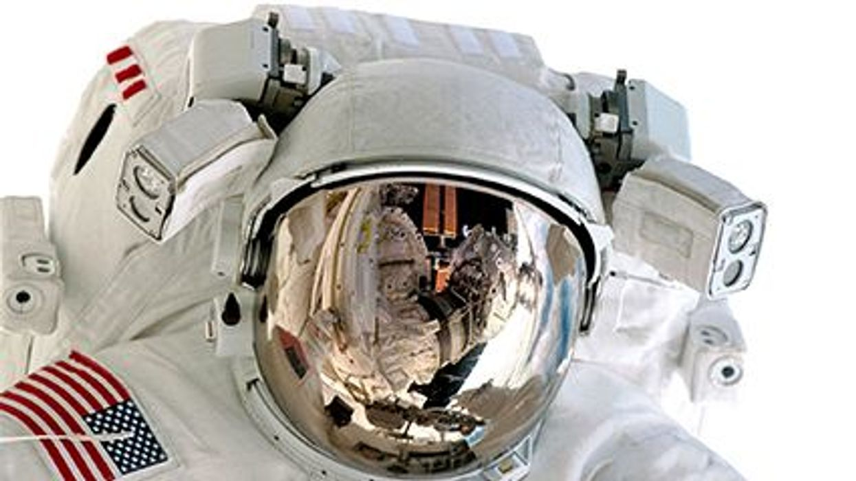 astronaut brains