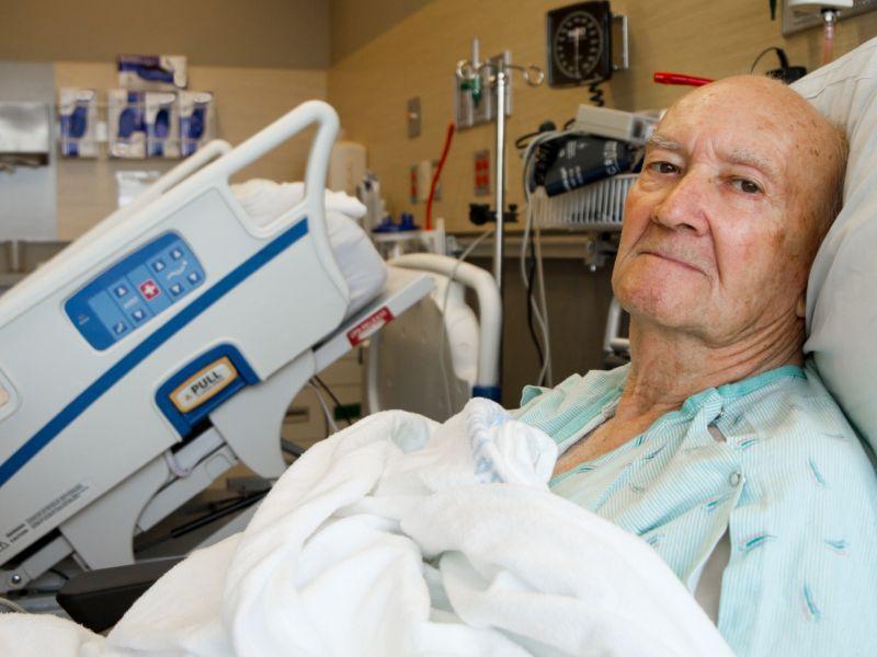 How Hospitals Can Cut Patients' Falls