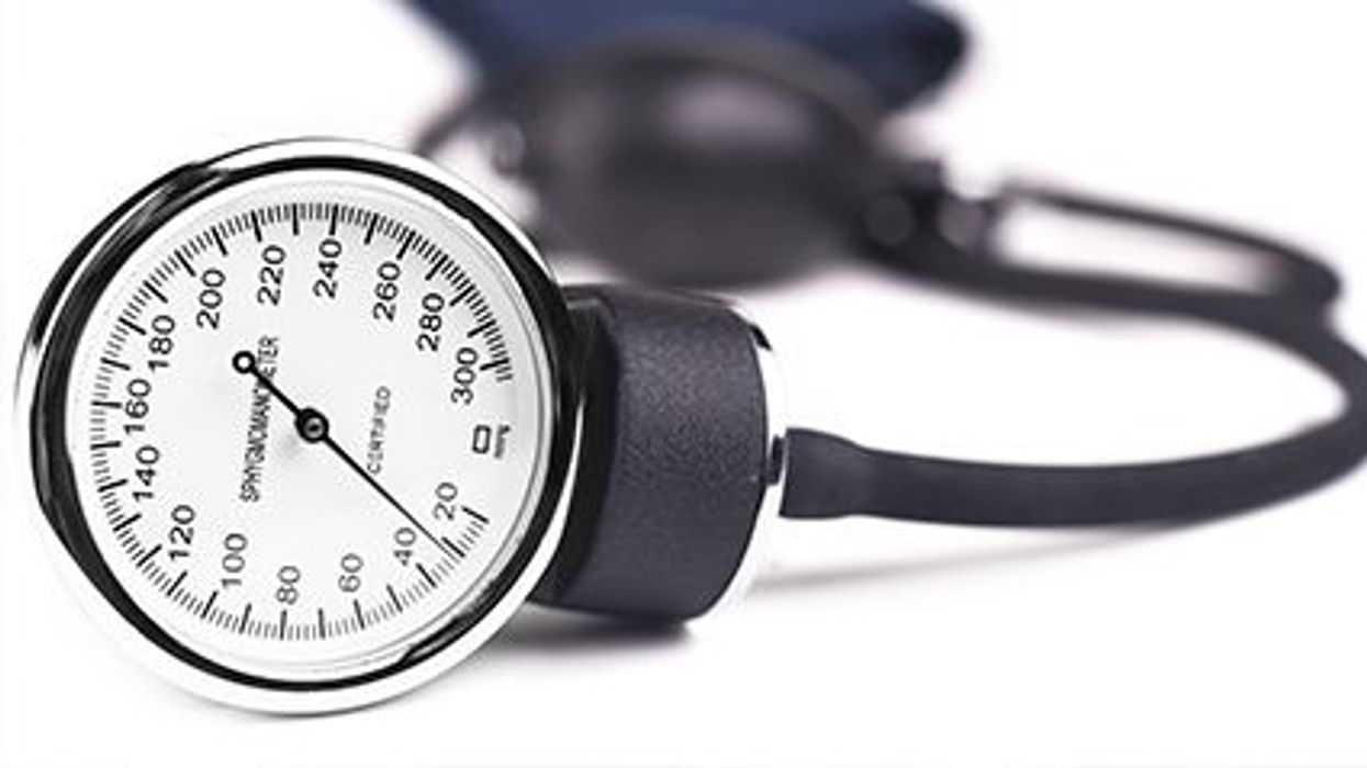 High Blood Pressure in Middle Age Can Harm Your Brain