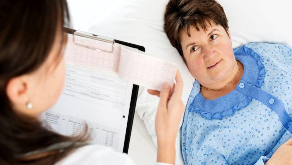 menopausal patient