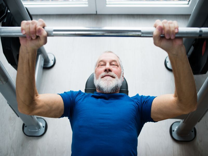 News Picture: Fish Oil, Vitamin D and Exercise: How Helpful Are They If You're Over 70?