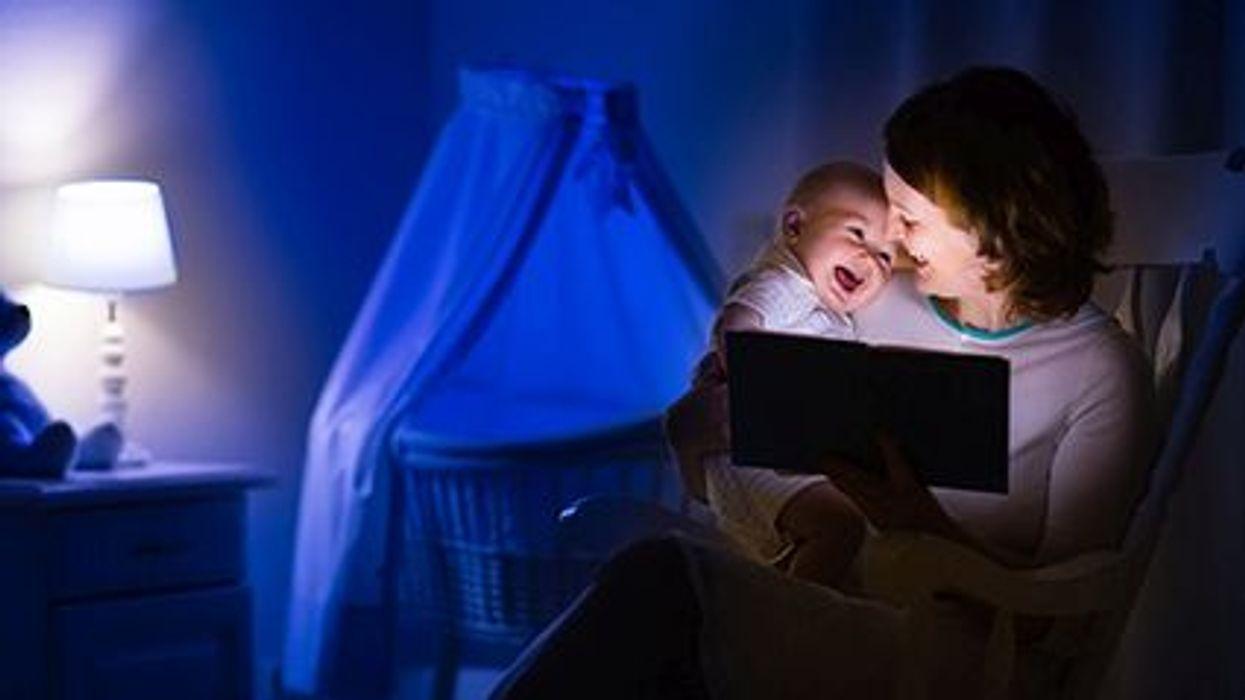 nurturing baby
