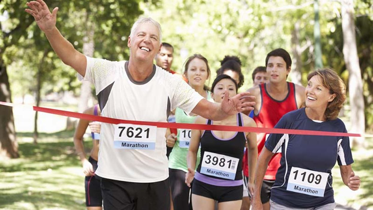 Guys, Exercise Will Boost Your Aging Hearts, Testosterone Won't: Study