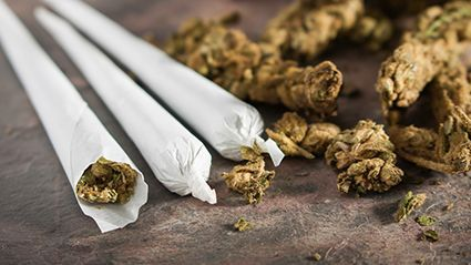 News Picture: After Heart Attack, Pot Smoking Raises Post-Op Dangers