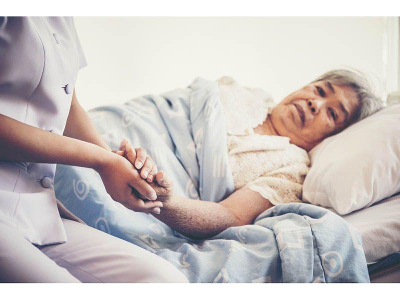 Diabetes, High Blood Pressure Raise Odds of COVID Harming Brain thumbnail