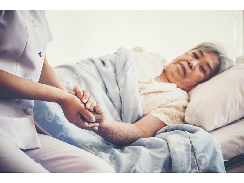 Delirium May Be Only Sign of Severe COVID in Elderly: Study