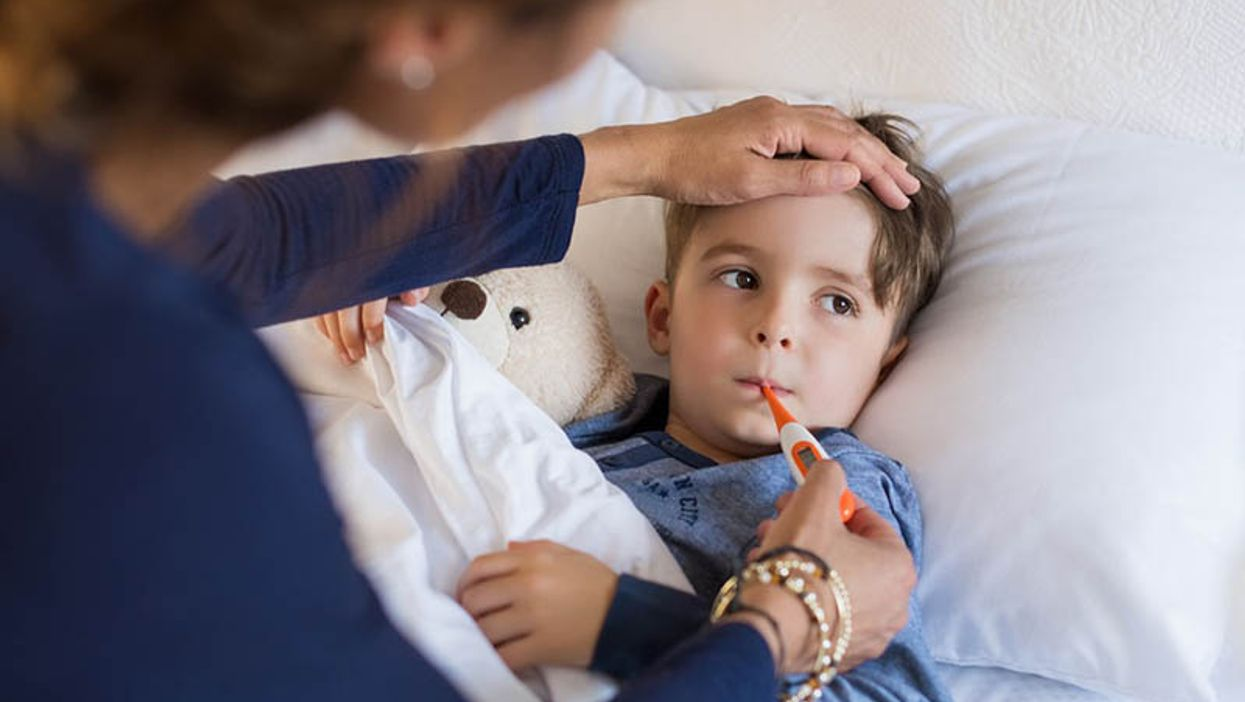 Strep Throat Doesn't Worsen Tourette But May Affect ADHD: Study