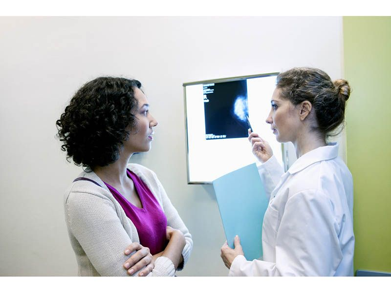 Mammogram Rates Have Rebounded Since Pandemic Began, But Concerns Remain