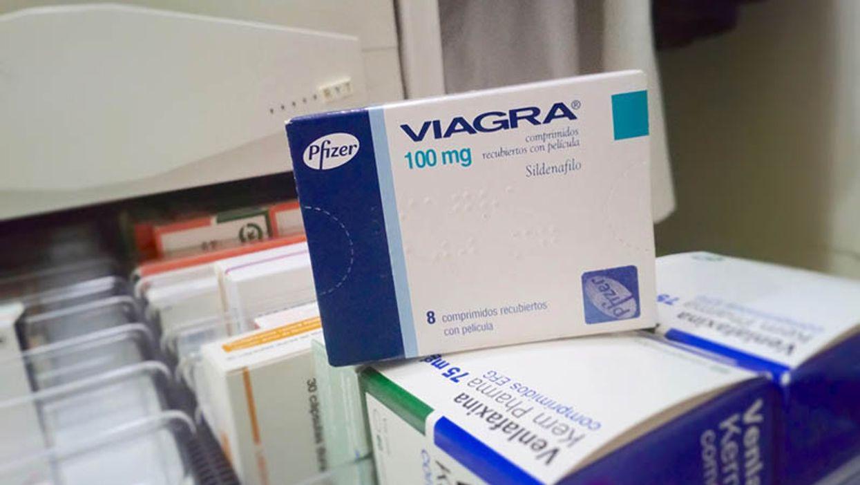 ¿Podría el Viagra ayudar a los hombres con enfermedad cardiaca a vivir más tiempo?