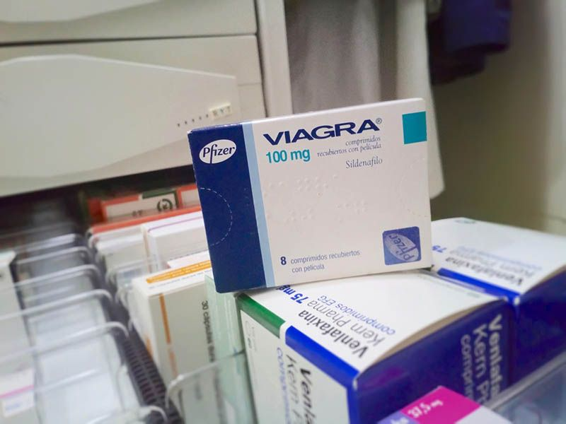 Could Viagra Help Men With Heart Disease Live Longer?