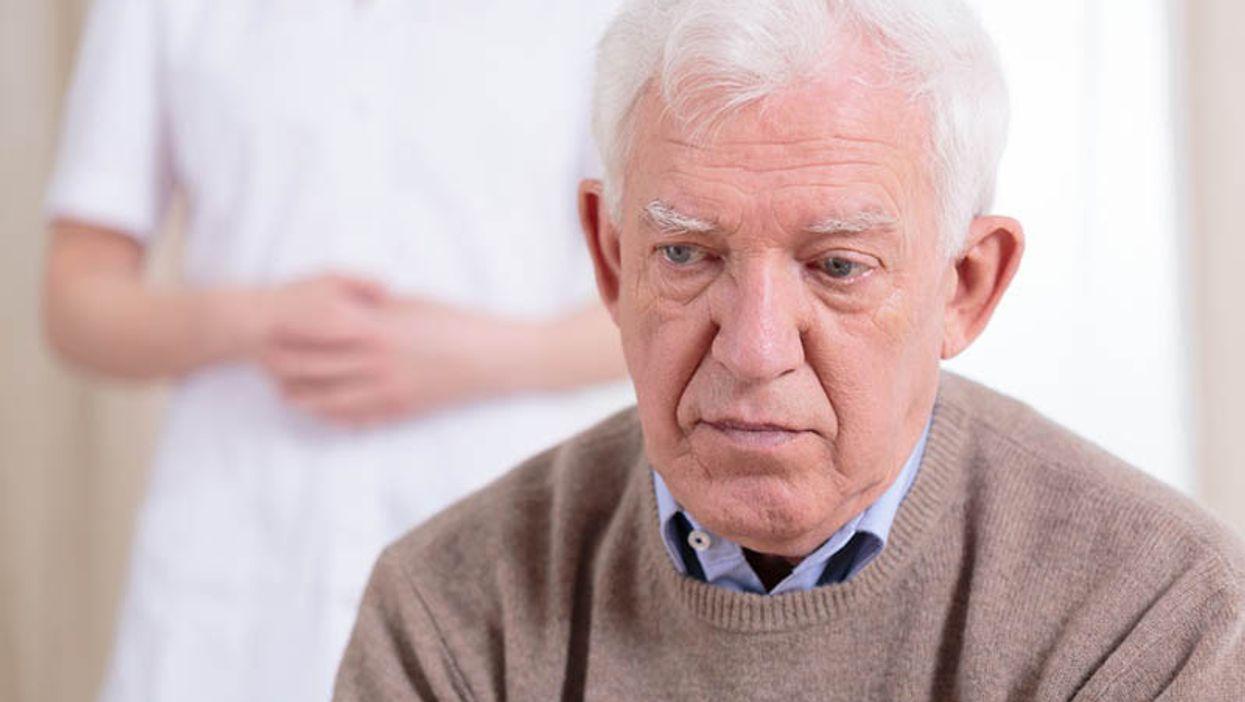 depressed senior