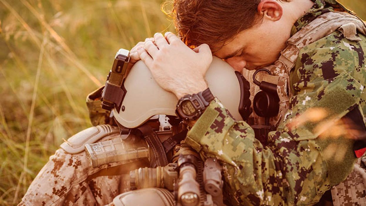 Sleep Issues Are Soaring in U.S. Military: Study