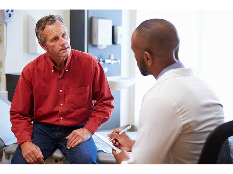 Hormone Therapy for Prostate Cancer May Raise Heart Risks