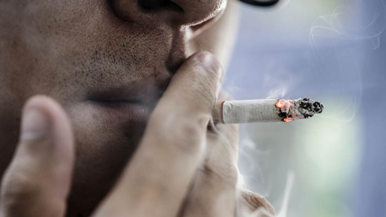 COVID Lockdowns Got People Smoking More