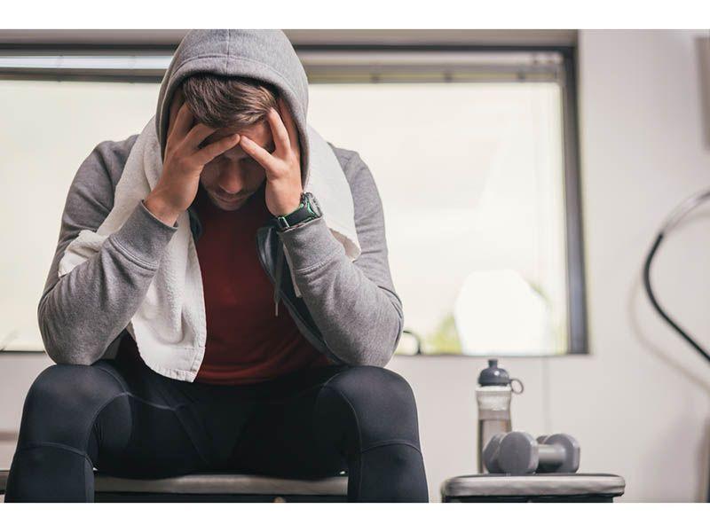 News Picture: 'Diseases of Despair' Skyrocket in America