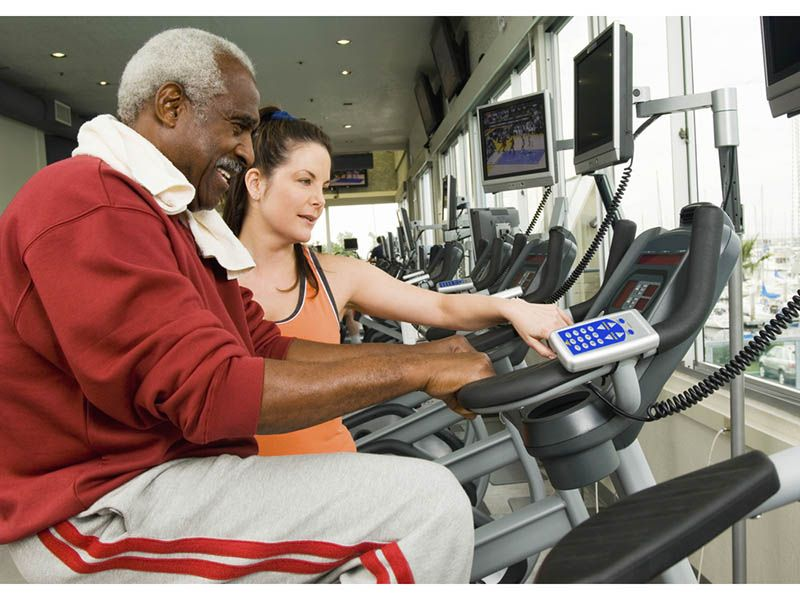 Workouts Boost Health of People With Kidney Disease