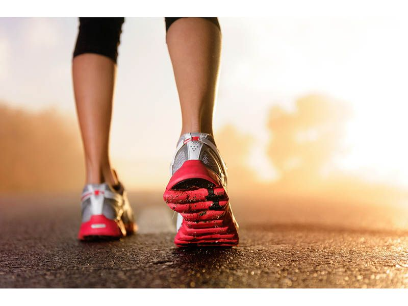 News Picture: Getting Back Into Running After Lockdowns? Here's How to Do It Safely