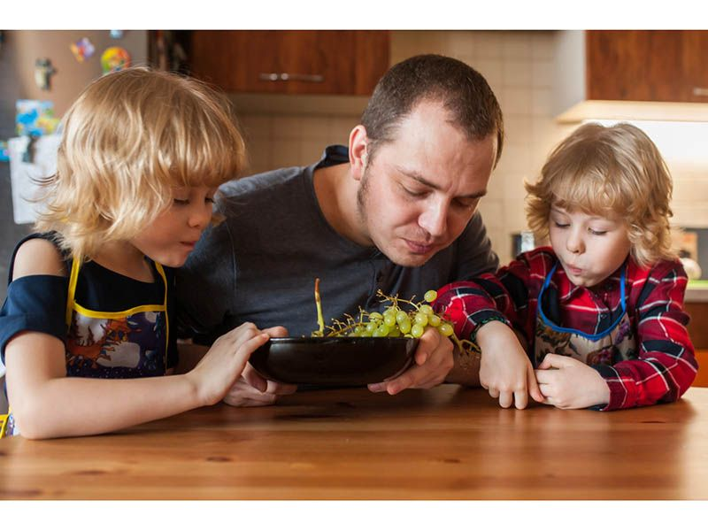 News Picture: Eating Issues Common in People With Autism, and Girls Are More Susceptible