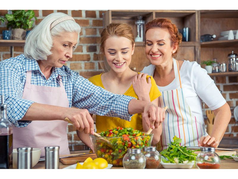 Switch to Plant-Based Diet Could Protect Older Women's Brains thumbnail