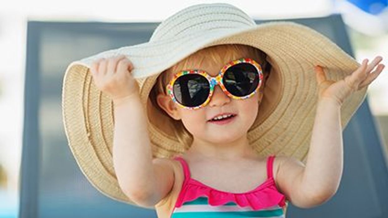 New Sun Safety Guidelines for Children