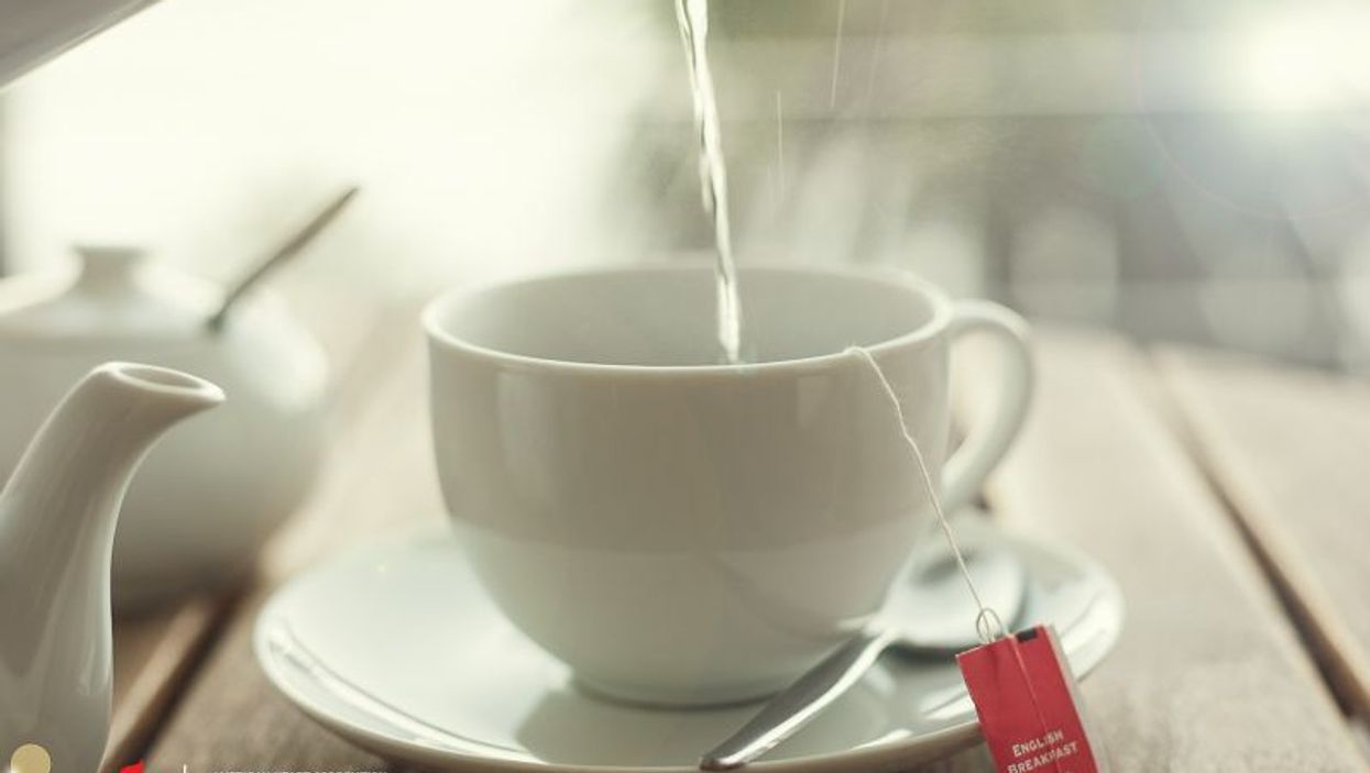 New research suggests tea might boost levels of \'good\' cholesterol