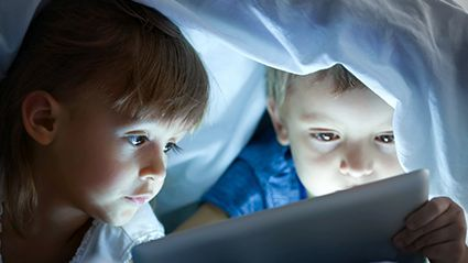 Do Touchscreens Make Your Toddler More Distractible? thumbnail