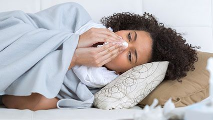 News Picture: Could Chronic Sinusitis Affect Brain Health?